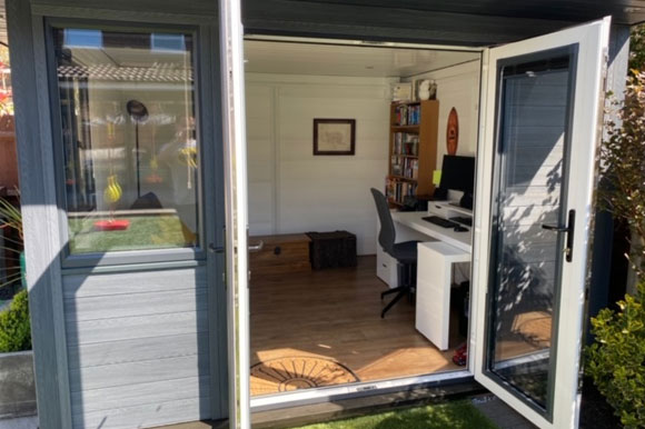 Composite Garden Office Northampton