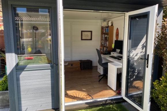 Composite Garden Office Northampton
