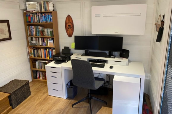 Composite Garden Offices Northampton