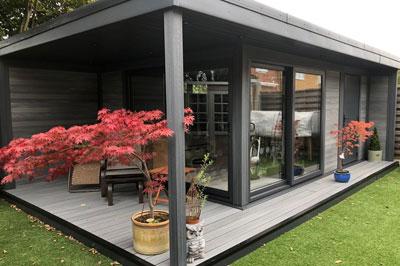 Garden Quiet Retreat Northampton