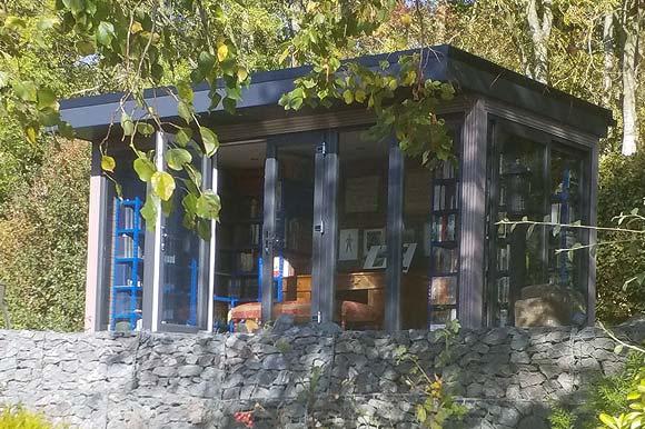 Garden Studio Library Northampton