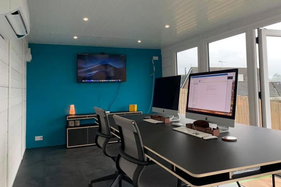 Garden Studio Office Spaces Northampton