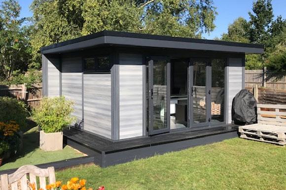 Garden Studio Summer House Northampton