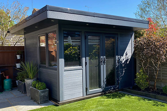 High Performance Composite Garden Rooms Northampton