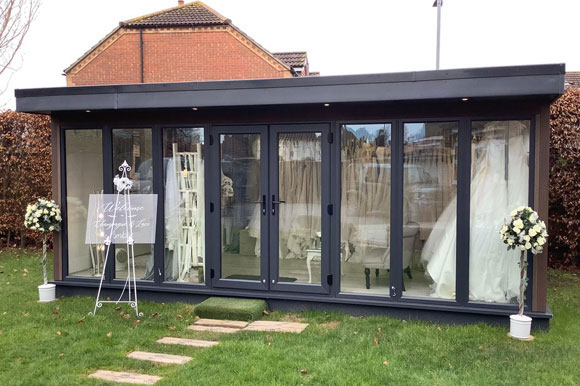 Work From Home Garden Offices Northampton