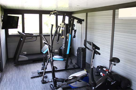 Garden Gym Retreat Northampton